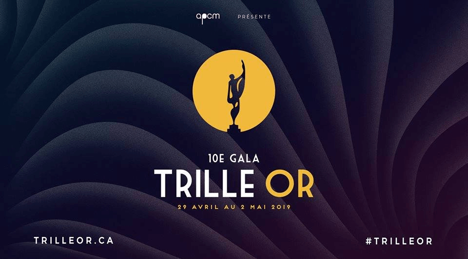 Deux nominations au Gala Trille d'Or