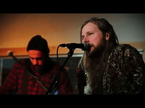 Caravane - Session live chez Coyote Records