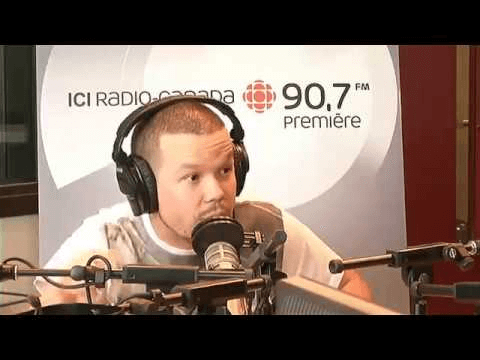 D-track freestyle Radio-Canada